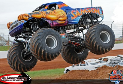Samson Monster Truck Photos 2013