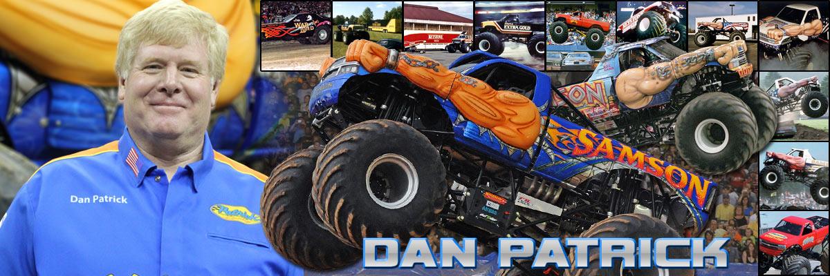 Dan Patrick - Samson Monster Truck