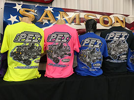PEI - Patrick Enterprises T-Shirts