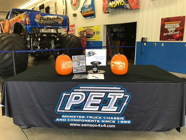 8th Annual PEI/Samson Open House