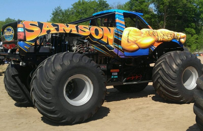 New Samson Design 2018