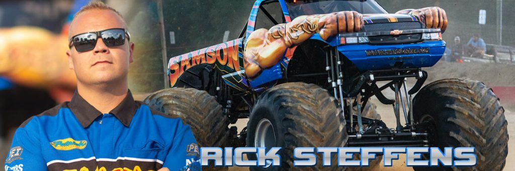 Rick Steffens - Samson Monster Truck