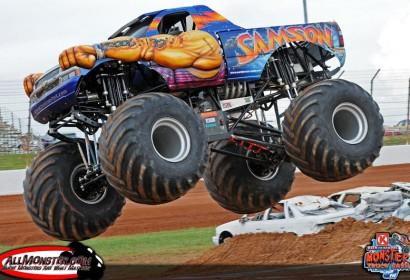 Samson Monster Truck Photos 2013